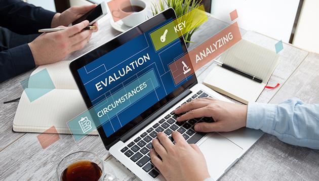 Performance review, appraisal, KPI