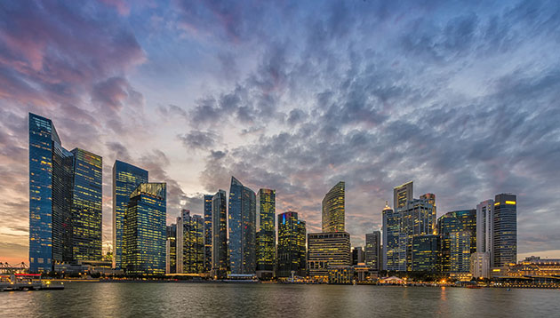 Singapore - 123RF