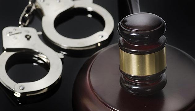jailed - 123RF