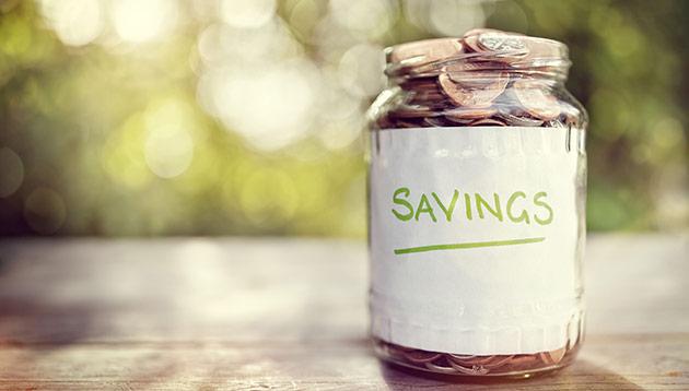 savings - 123RF