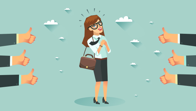 are you popular at work human resources online