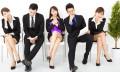 bored candidates - 123RF