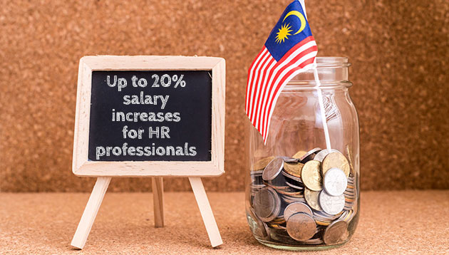 Salary trends in Malaysia for 2018
