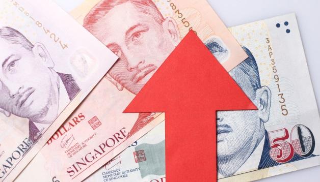 Singapore budgets increase