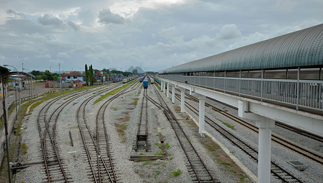 Malaysia Rail System