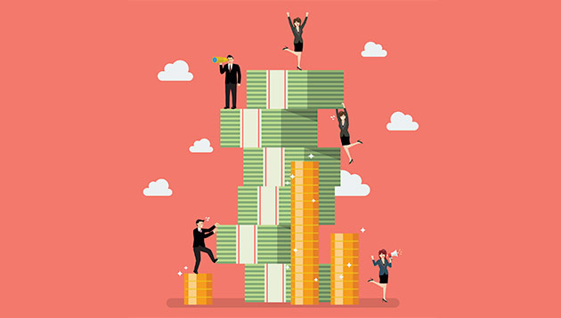 salary increment in Singapore - iStock