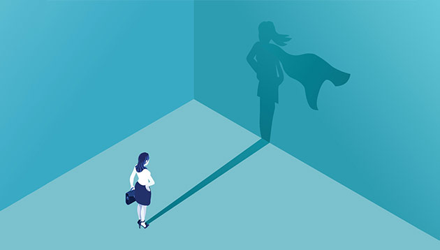 woman leader - iStock