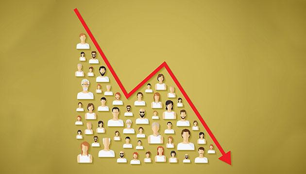 Decline unemployment rate