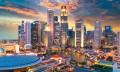 Singapore skyline - iStock