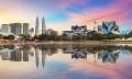 Malaysia skyline - 123RF