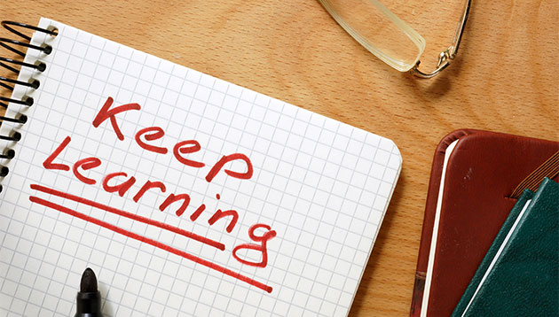 Keep learning notebook