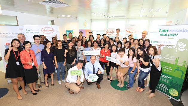 Henkel Sustainability Week