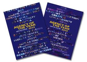 Agency of the Year 2018