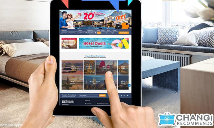 Changi Recommends unveils hotel booking site with 'clear-cut' pricing mechanism | Marketing Interactive