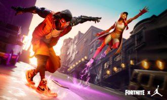 Nike-Fortnite