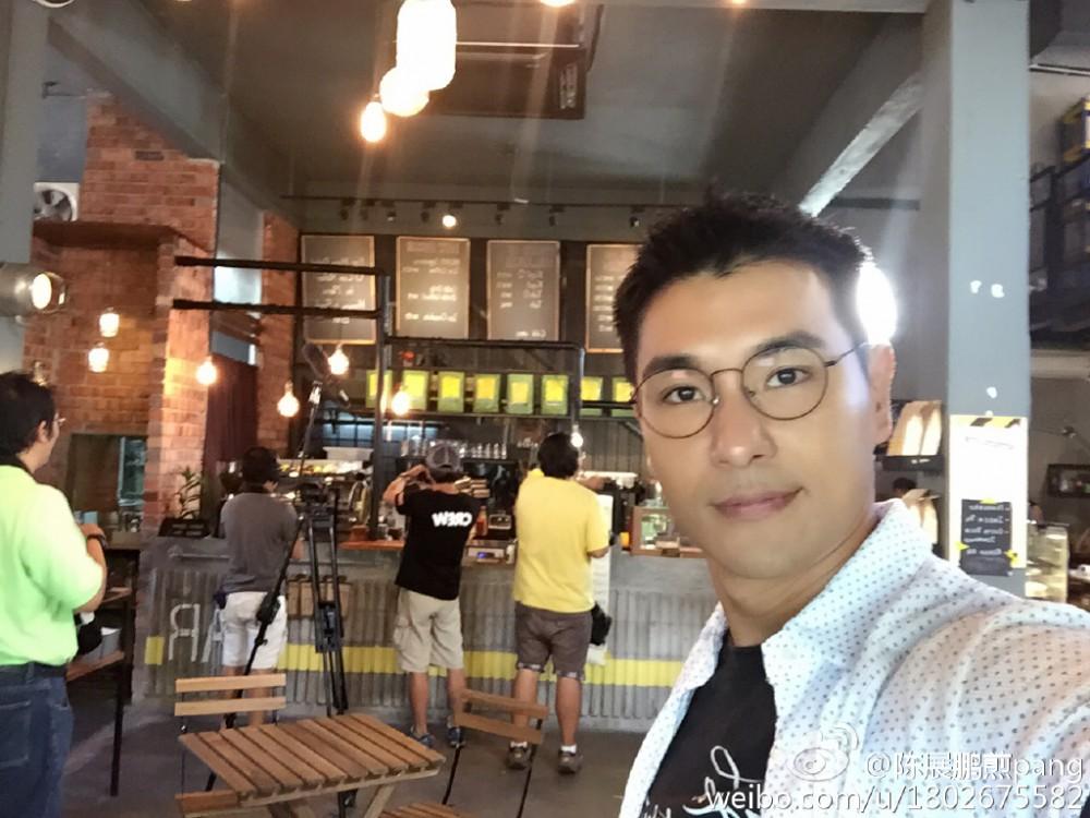 陈展鹏煎pang@Weibo