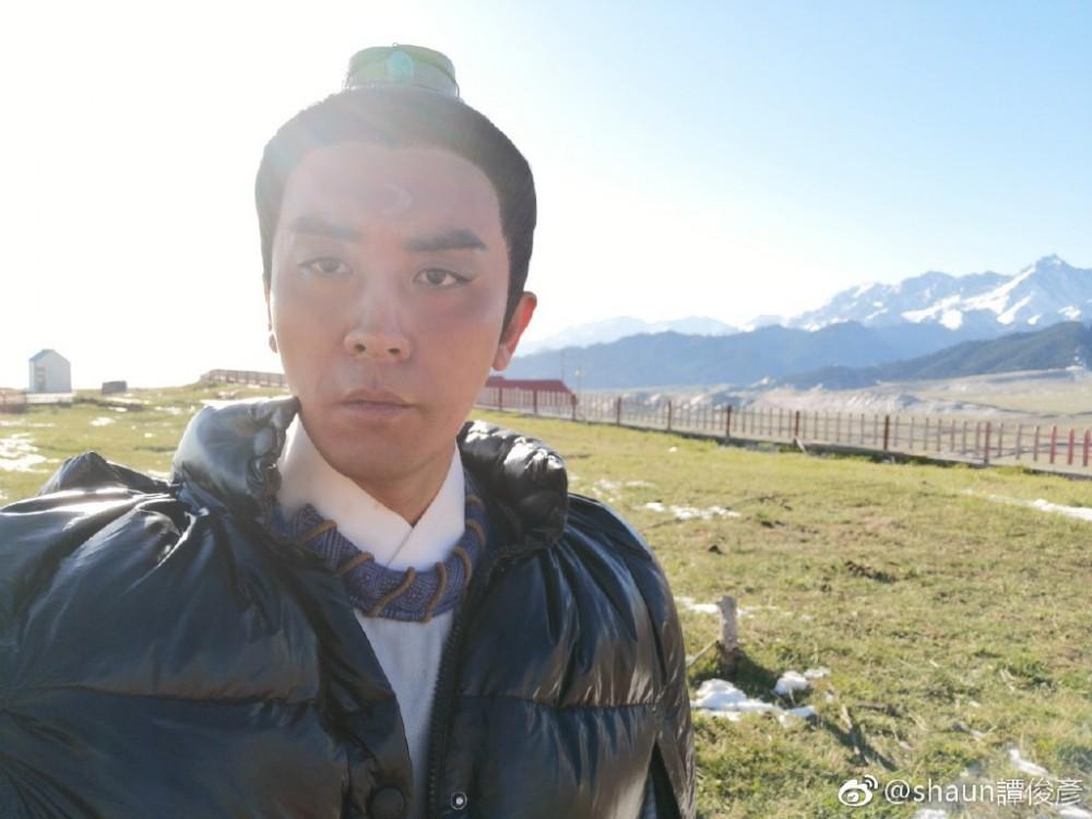 shaun譚俊彥@Weibo