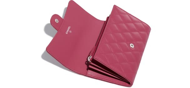 classic-small-flap-wallet-pink-lambskin-silver-tone-metal-packshot-other-a84403y014805b309-8805002772510
