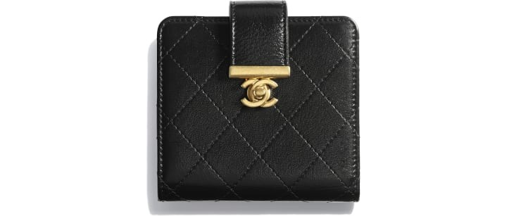 small-wallet-black-shiny-lambskin-gold-tone-metal-packshot-default-a81432y3339494305-8807092453406
