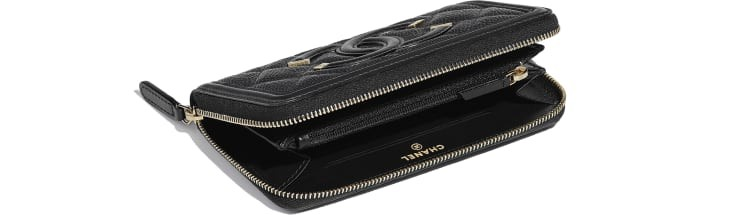 small-zipped-wallet-black-grained-calfskin-calfskin-gold-tone-metal-packshot-other-a84446y6054294305-8805018009630