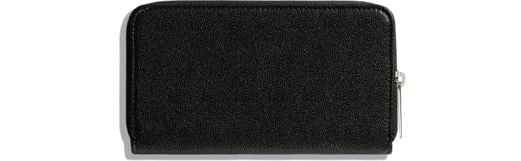 small-zipped-wallet-black-grained-goatskin-gold-tone-metal-packshot-alternative-a80641y3339794305-8807089963038