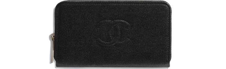 small-zipped-wallet-black-grained-goatskin-gold-tone-metal-packshot-default-a80641y3339794305-8807089242142