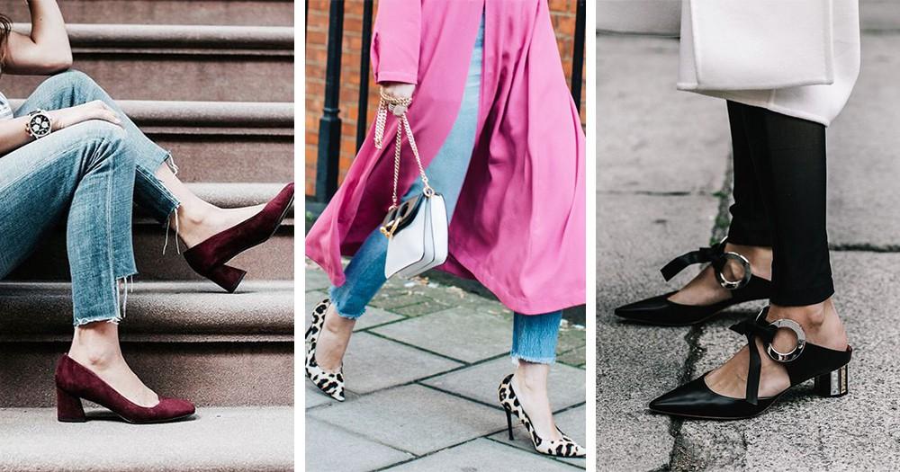 當個真正的優雅女生:15種你應該知道的高跟鞋種類小知識 (上)