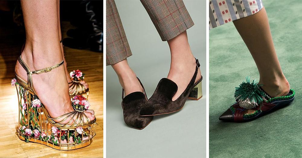 當個真正的優雅女生:15種你應該知道的高跟鞋種類小知識 (下)