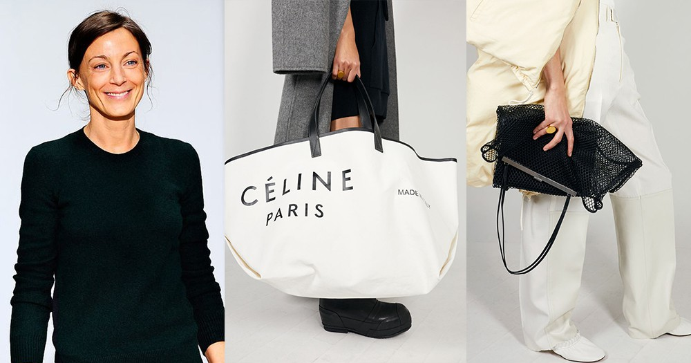 Phoebe Philo在Céline的最後一季系列發表:送給極簡風格粉絲們的告別作!