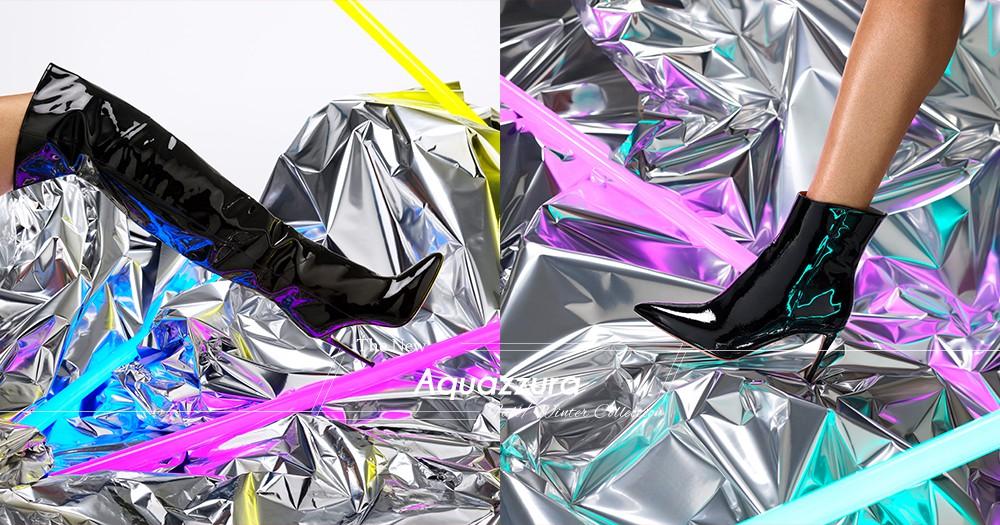 菠蘿誘惑,Meghan Markle鍾情的鞋履品牌Aquazzura推出最新系列!
