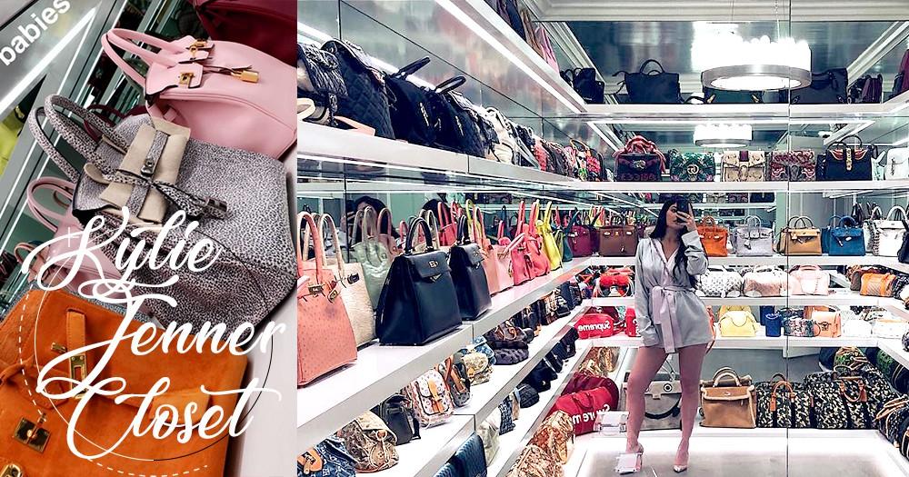 失火時必定要拯救的手袋是這個 Hermès!Kylie Jenner 的手袋價值達800萬港元!