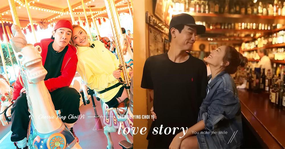 「你記得什麼?」「我記得我老婆是你」因為應采兒的愛笑,讓陳小春變成顧家好男人