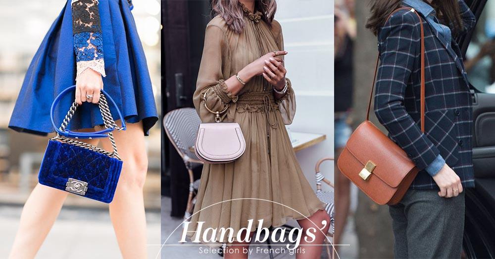 誰也想學會法國女生的時尚品味,但原來她們對手袋的款式、顏色都有特別的喜好!
