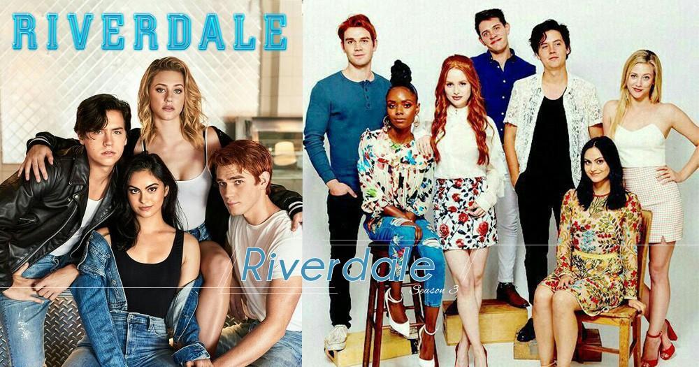 又有新劇要追了!大熱美劇《Riverdale》第三季宣布將於10月10播放!