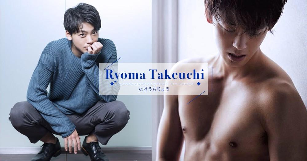 迷倒萬千少女:日本「小鮮肉國民男友」竹內涼真,不只擁有爆肌身材還是個溫柔男!