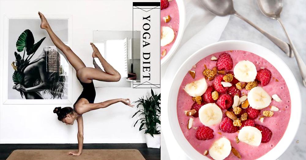 練瑜伽前早餐該怎麼吃 ?學會早上輕食秘訣,讓你從內到外感覺健康!