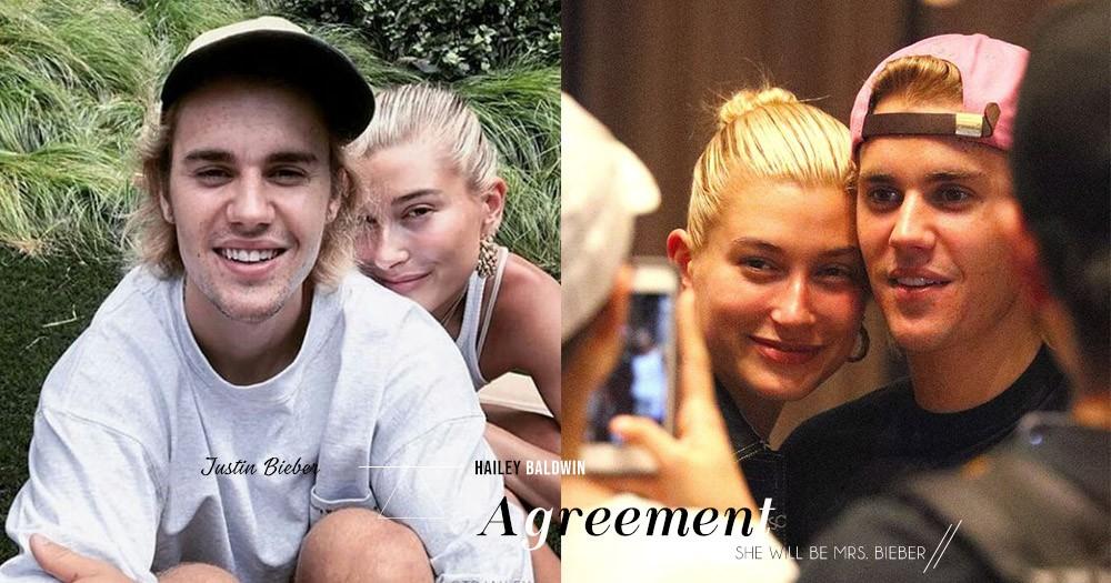 愛情終歸要考慮金錢?Justin Bieber在朋友勸說下,最終都訂下「婚前協議書」保護約20.6億財產