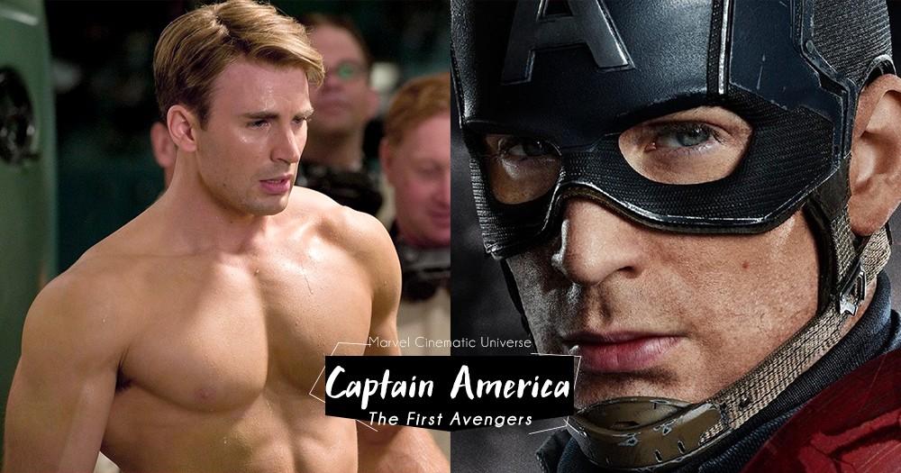 沒有美國隊長的復仇者聯盟的去向如何?Chris Evans 宣布不再扮演Captain America!