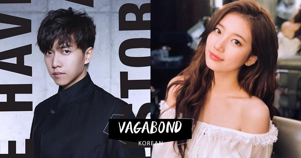 「又有新韓劇期待了」李昇基、秀智新劇《VAGABOND》 拍攝花絮浪漫又搞笑!