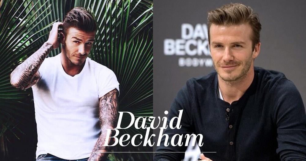 「當年太有自信了」萬人迷David Beckham 竟有令他後悔的事,而且多年來也耿耿於懷!