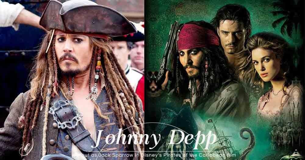 童年回憶都沒有了!迪士尼計劃組成新班底重拍《加勒比海盜》,Johnny Depp將正式告別積克船長!
