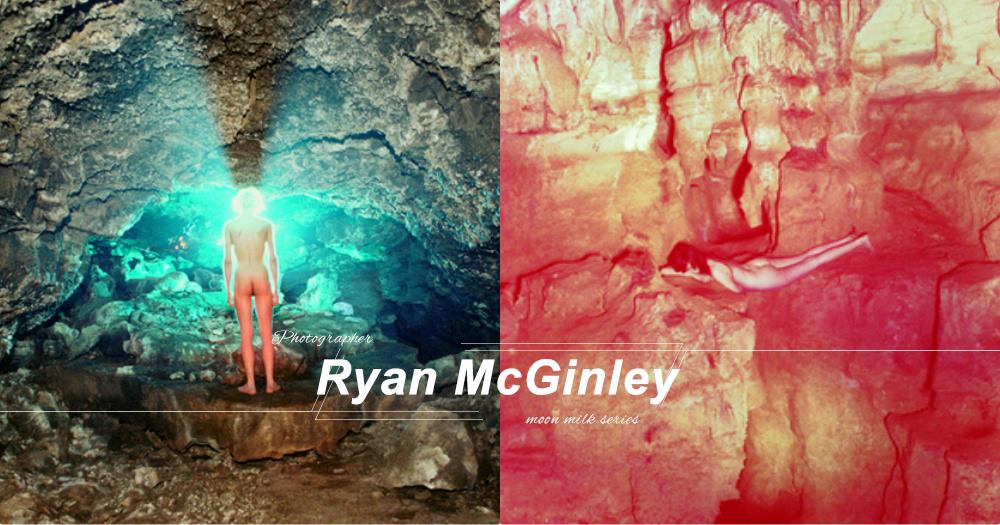 用影像抓住自由!Ryan McGinley《Moonmilk》,從現實中帶你進入自由的夢境之旅!