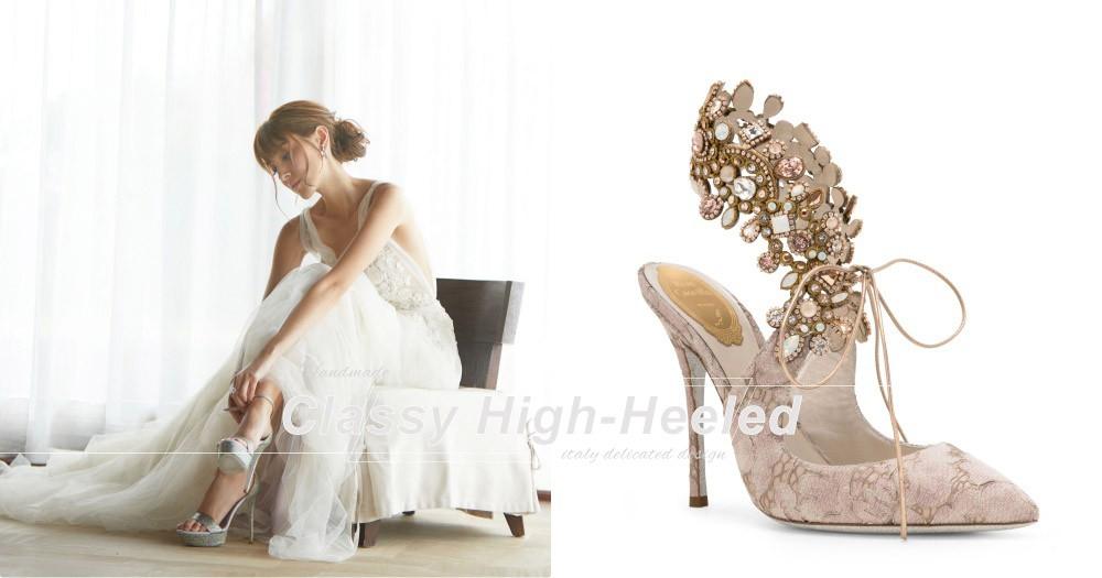 簡約的唯美!今秋著上意大利手工製高跟鞋,塑造浪漫女神造型,連Grace Chan都愛!