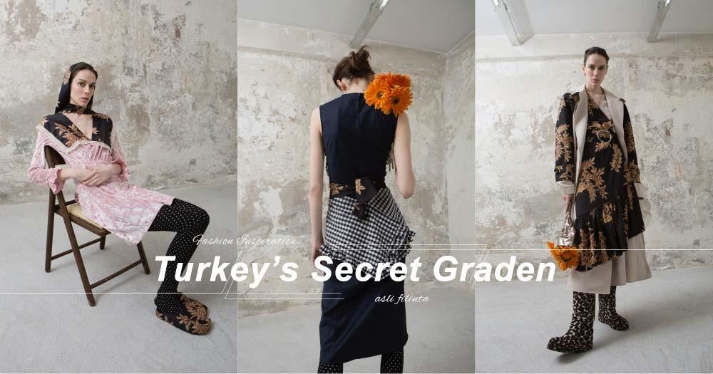 Made In Turkey!土耳其的手工藝術Asli Filinta!