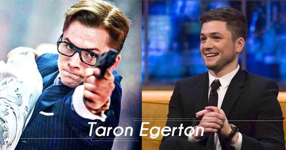 《Kingsman》男主角Taron Egerton張貼圈外男友人照片並寫到「他只屬於我的」,是宣布出櫃了嗎?