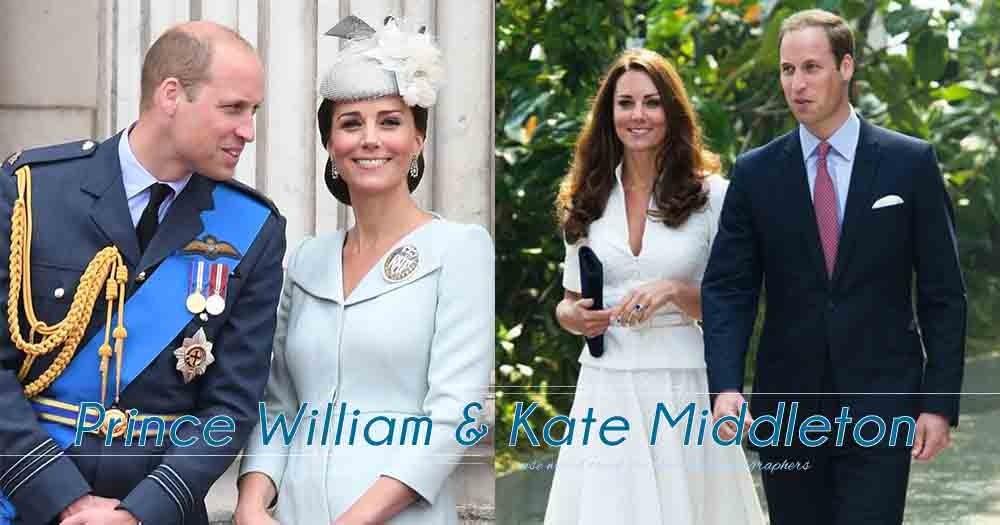 不是每個人都喜愛活在鎂光燈之下!威廉王子和Kate Middleton一直都以這「伎倆」逃避鏡頭!