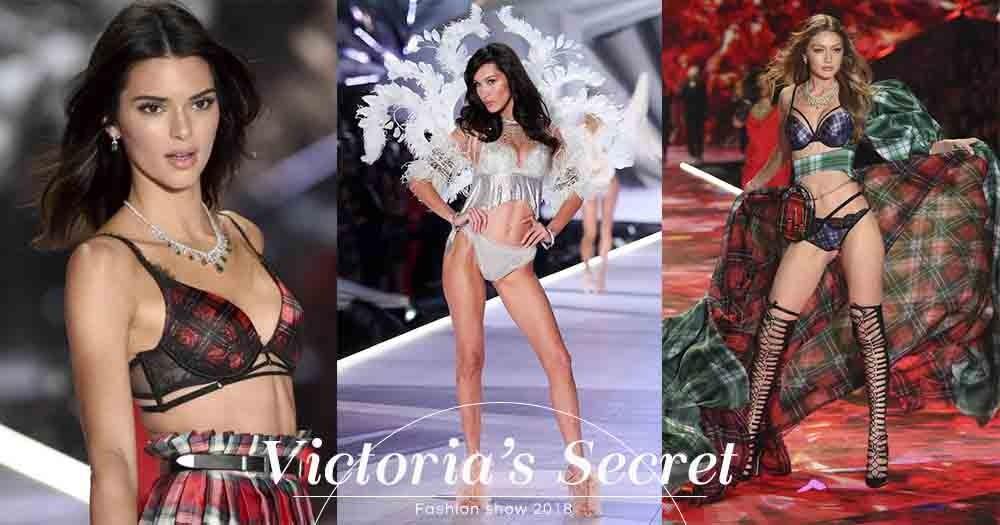 2018 Victoria's Secret Fashion Show:一場屬於粉紅色的夢幻派對!看看哪位是今年最矚目的VS天使!