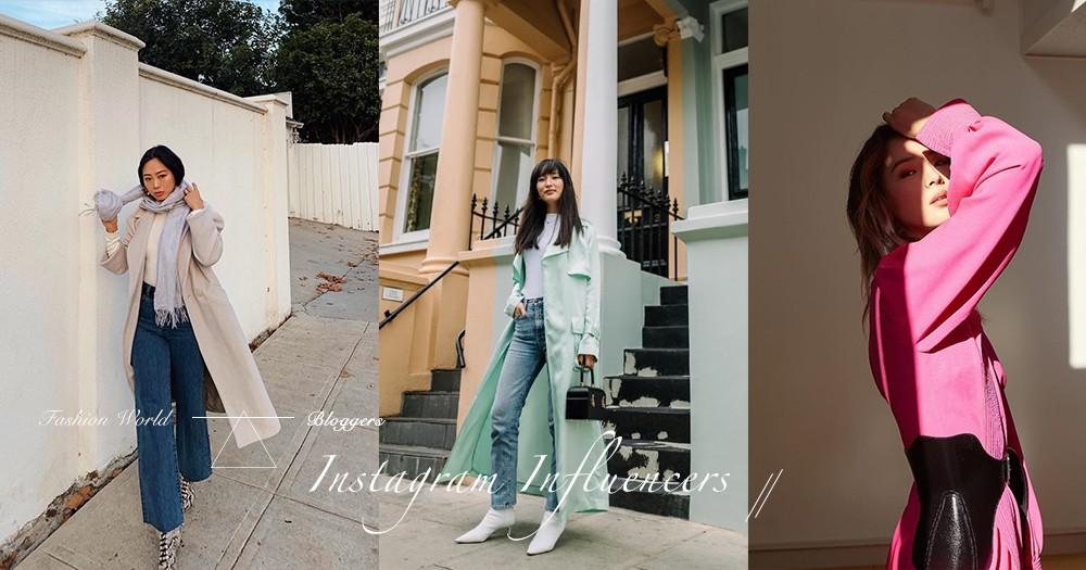 【2018年度時尚人物】盤點今年最有影響力的網紅,原來亞洲人竟然佔最多?