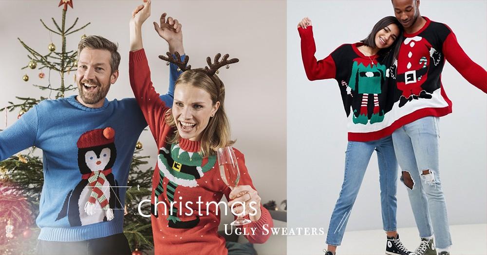 聖誕換上可愛造型:編輯為你推介八件「節日感」的毛衣!