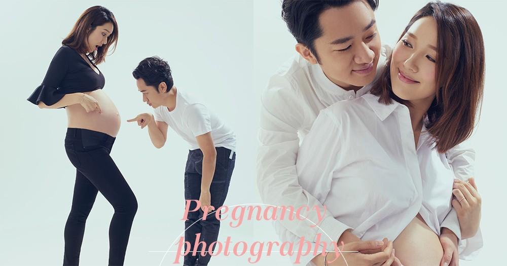 剖腹生女在即!王祖藍與李亞男張貼甜蜜孕照,超溫馨倒數小公主出生!